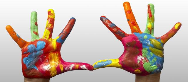 colouredhands