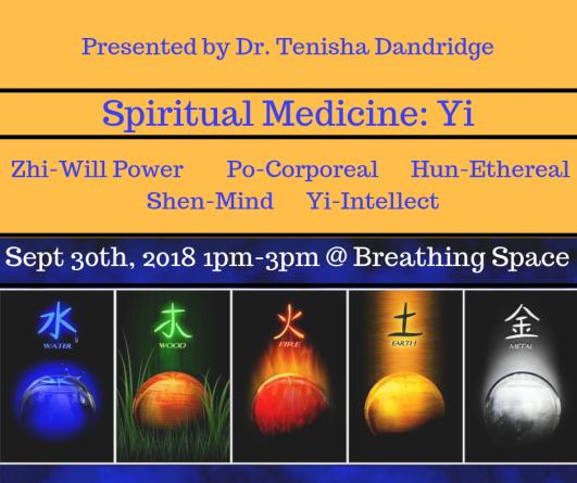 spritual medicine yi2